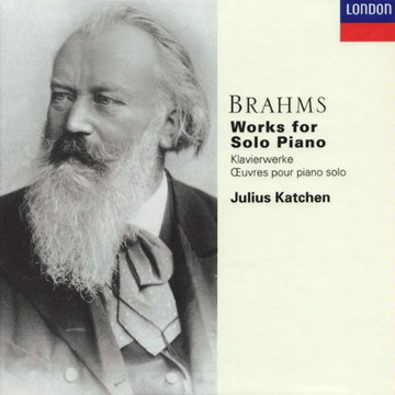 Julius Katchen - Brahms - Works For Solo Piano (1997) (6CD Box Set) APE