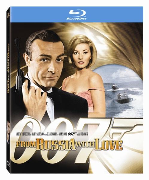 James Bond Ultimate Edition (1962-2008) PL.720p.BluRay.x264.HDBT / POLSKI LEKTOR