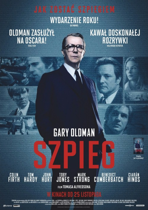 Szpieg / Tinker, Tailor, Soldier, Spy (2011)  PL.720p.BRRip.XviD.AC3-PiratesZone  | Lektor PL +rmvb