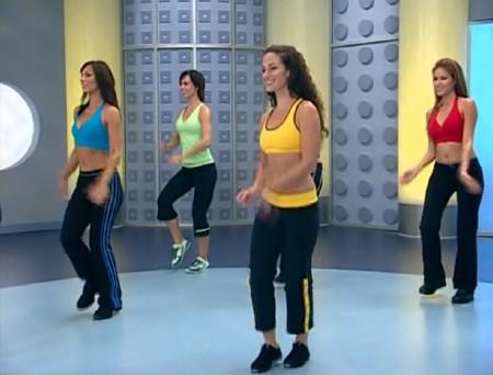 Дениз Остин. Снижение веса. Танцевальный микс (2009) DVDRip