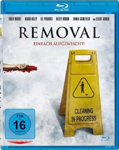 Зачистка / Removal (Ник Саймон / Nick Simon) [2010 г., триллер, BDRemux 1080p] DVO (НТВ+)