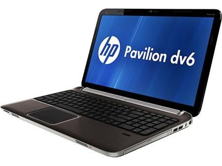 Драйверы для ноутбука HP Pavilion dv6-6b04er
