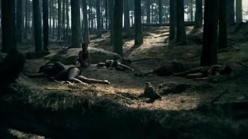 �������: ������ / Spartacus: Vengeance (2 �����/2012/HDTVRip) 9 �����