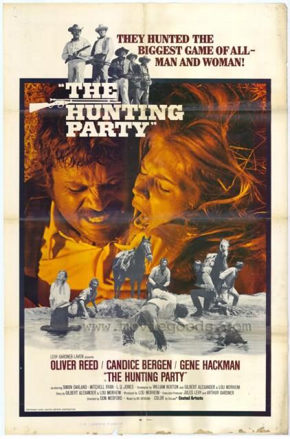 Polowanie / The Hunting Party (1971) PL.DVDRip.XViD-SLiSU