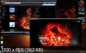 Windows 7 Pro Fire x64 by RockersTeam [2010/ENG + RUS LP](11.11.10)