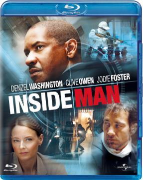Не пойман - не вор / Inside Man (2006) BDRip 720p