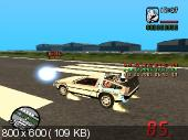 Gta San Andreas back to the future v 0.2 (���)