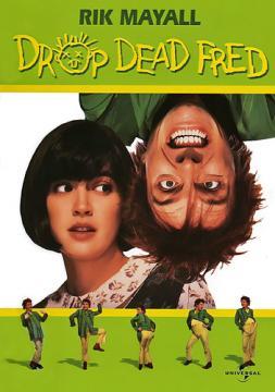 Вредный Фред / Drop Dead Fred (1991) BDRip 720p