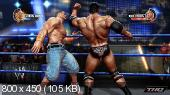 WWE All Sarts (Wii/PAL/MULTi-5/Scrubbed)