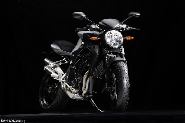 Новый мотоцикл MV Agusta Brutale R 1090 (2012)