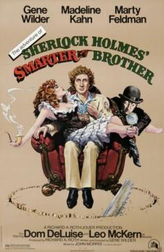 Приключения хитроумного брата Шерлока Холмса / The Adventure of Sherlock Holmes' Smarter Brother (1975) BDRip 720p