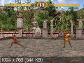 Bikini Karate Babes 2: Warriors of Elysia (PC/2011)