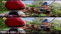Гномео и Джульетта 3D / Gnomeo and Juliet 3D