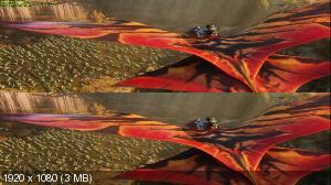 Аватар 3Д / Avatar 3D  Расширенная версия / Extended Collectors Edition ( Лицензия by Ash61) Вертикальная анаморфная