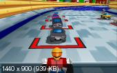 Penny Racers Party: Turbo-Q Speedway [NTSC] [Wii]