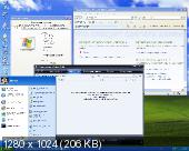 Windows XP Pro SP3 Russian - (Updates-OCTOBER-2011) + SATA/RAID (by PIRAT)