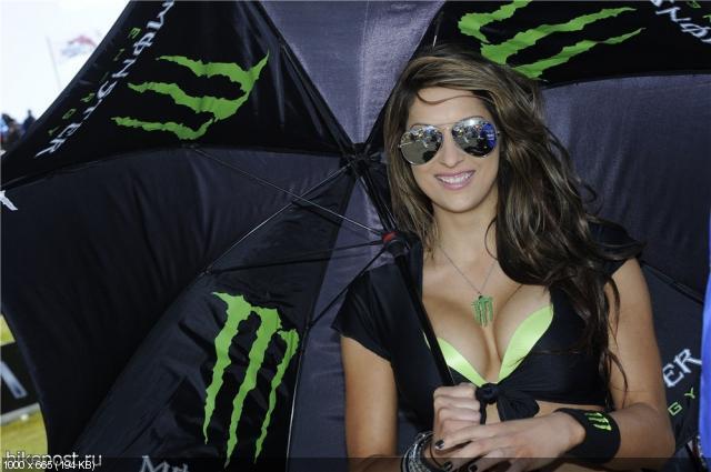 Девушки Гран При Австралии