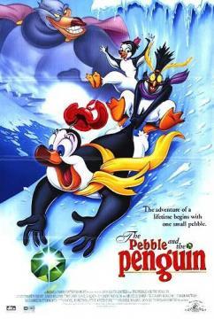 Хрусталик и Пингвин / Камешек и Пингвин / The Pebble and the Penguin (1995) BDRip 720p