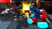 Marvel Super Hero Squad: Comic Combat (2011/RF/ENG/XBOX360)