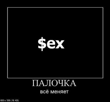 Демотиваторы на тему секса для поднятия настроения (2011/36 шт)