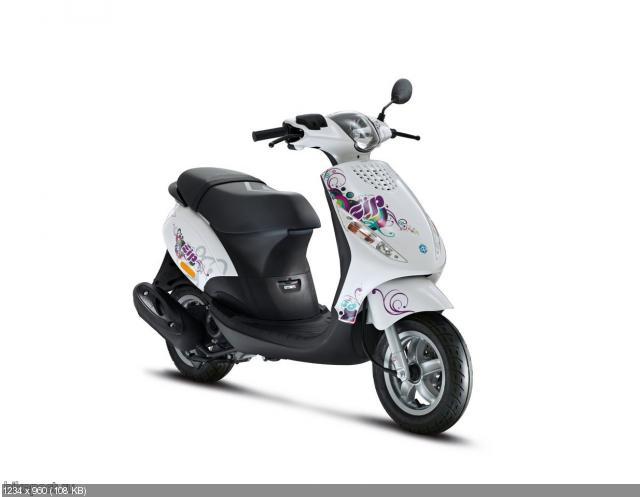 Скутер Piaggio ZIP 50 Special Edition 2012