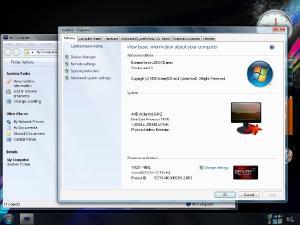 Windows XP Extreme Se7en XGamer RELOADED SP3 x86 February (2010)