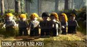 LEGO Гарри Поттер: годы 5-7 (PC/2011/RePack Repacker's)