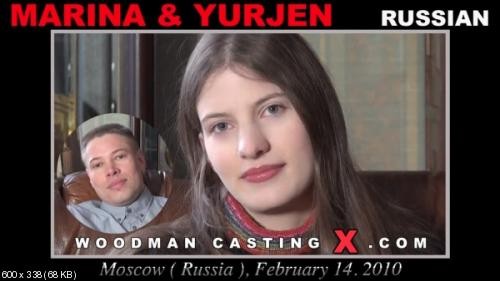 Marina and Yurjen Woodman Casting X