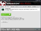 Malwarebytes' Anti-Malware v1.51.2.1300 Final (2011)