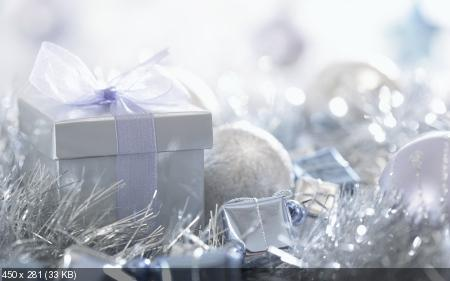 Обои к Рождеству и Новому году. Часть #10