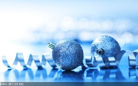 Обои к Рождеству и Новому году. Часть #2