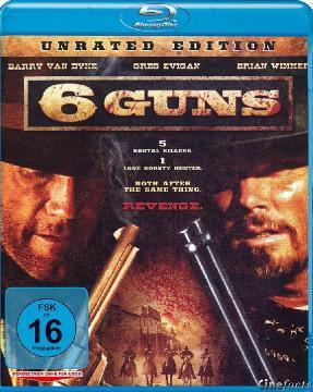 6 Стволов / 6 Guns (2010) BDRip 720p