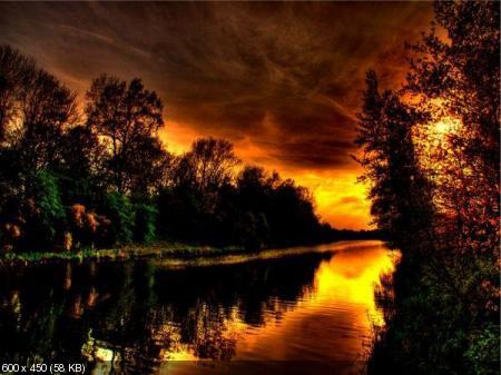 "Обои ""Природа-Красота рек"""