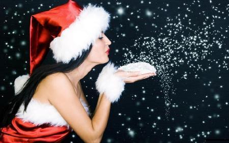"""Широкоформатные обои """"Новогоднее Ассорти"""""""