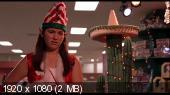 Плохой Санта / Bad Santa [Unrated] (2003) BD-Remux 1080p