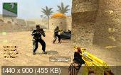 Counter-Strike Source RePack GOP-NIK 2012 NEW (2011)