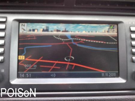 Прошивка блока навигации BMW MK4 V32 [ RUS, POISoN, 2011 ]