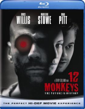 12 обезьян / Двенадцать обезьян / Twelve Monkeys / 12 Monkeys (1995) BDRemux 1080p