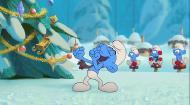 Смурфики. Рождественский гимн / The Smurfs. A Christmas Carol (2011) DVDRip