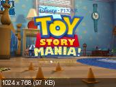 Toy Story Mania Repack Creative