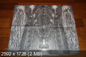 Deathspell Omega - 2011 - Diabolus Absconditus + 2008 - Mass Grave Aesthetics (EP) (16 bit 48 kHz vinyl rip)