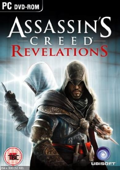 Assassins Creed Revelations v1.02 Update-SKIDROW