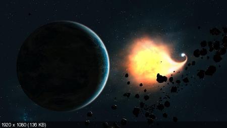 Коллекция обоев на тему Космос. Часть №2
