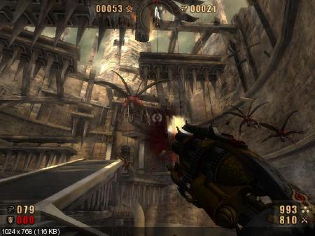 Painkiller: Искупление / Painkiller: Redemption  v.1.03а (2011/RUS/RePack  от R.G. Element Arts)