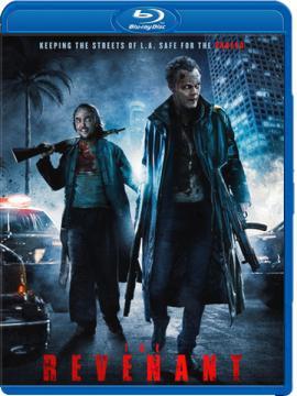 Мертвеход / The Revenant (2009) Blu-ray Disc 1080p