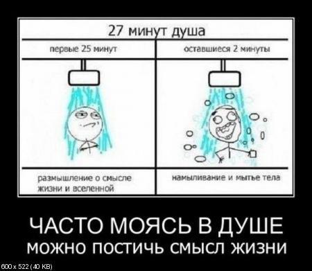 Свежая подборка демотиваторов от 17.02.2012