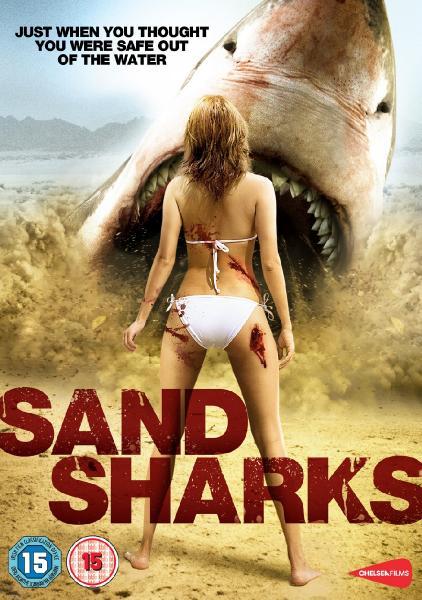 Sand Sharks (2011) DVDRip H264-Silmarillion