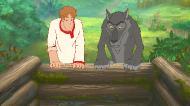 Иван Царевич и Серый Волк (2011/Blu-Ray/BDRip/Отличное качество)