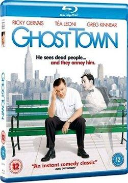 Город призраков / Ghost town (2008) Blu-Ray Remux 1080p