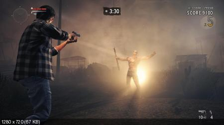 Alan Wakes American Nightmare (2012/ENG/RF/XBOX360)